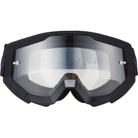 100% Strata Goggles, slash/anti fog clear